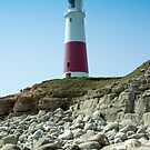 Portland Lighthouse, Dorset by Dean Messenger