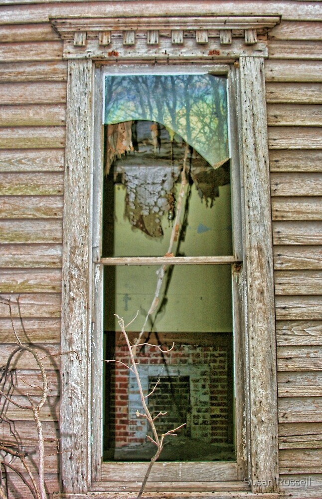 Through the Broken Window by Susan Russell