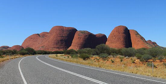 The Olgas by Mark Ingram