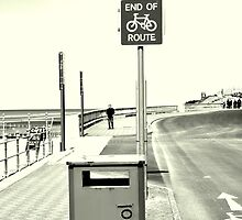 End Of The Route? by John Hare