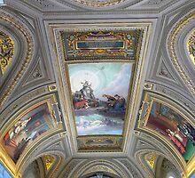 Inside the Vatican, Rome   #1 by Braedene