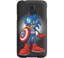 Captain Sonic Samsung Galaxy Case/Skin