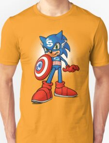 Captain Sonic T-Shirt