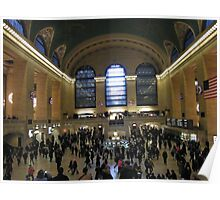Grand Central Terminal, New York Poster