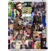 Glee Collage Lea ,Darren, Chris iPad Case/Skin