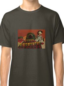 """Vintage Toys say """"Merry Christmas"""" Classic T-Shirt"""