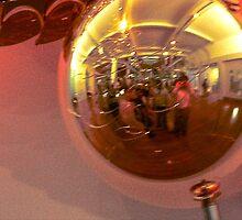 Golden Globe by Richard Ray