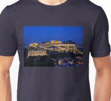 The Sacred Rock of Acropolis Unisex T-Shirt
