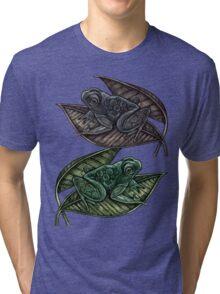 Tree Frogs Tri-blend T-Shirt
