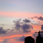 Simpson Bay dusk by islefox