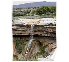 Toverwater se waterval Poster
