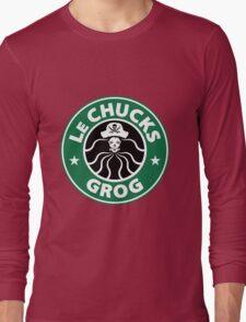 LeChuck's Grog Long Sleeve T-Shirt