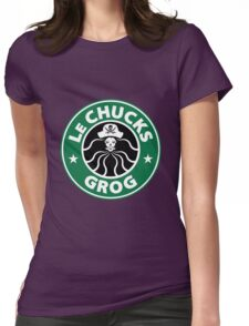 LeChuck's Grog Womens Fitted T-Shirt
