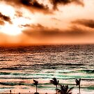 Cancun Sunrise 1 by Jimmy Ostgard