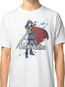 I Main Lucina - Super Smash Bros. Classic T-Shirt