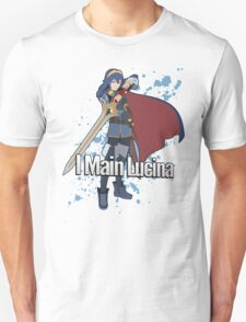 I Main Lucina - Super Smash Bros. Unisex T-Shirt