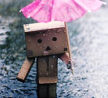 A Rainy Danbo by yolanda