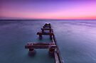 Mentone Twilight by Sean Farrow