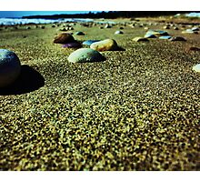 sand and stone Photographic Print