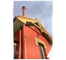 Cowra Railway Station Poster