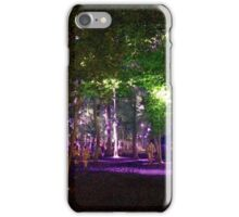 Glowing Forest iPhone Case/Skin