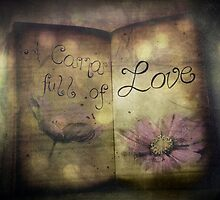 A Cosmos full of Love by Denise Abé