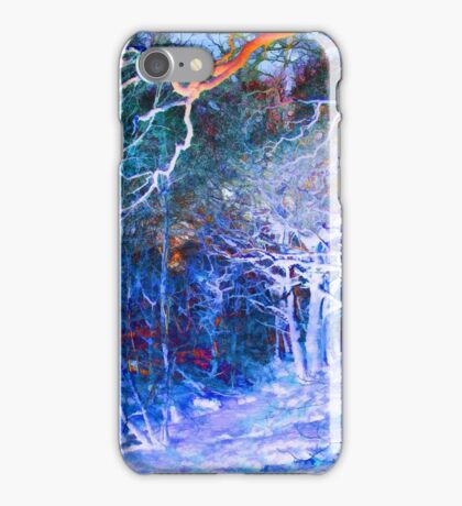 Ystrad-ffin ....... iPhone Case/Skin