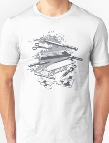Serial Killer Toolbox T-Shirt