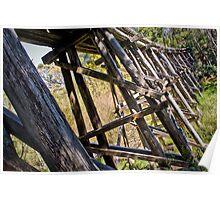 Boggy Creek Bridge Poster