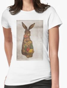 Easter Bunny pt. II Womens Fitted T-Shirt