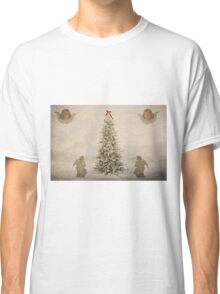 Spread Good Tidings Over The Earth Classic T-Shirt
