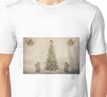 Spread Good Tidings Over The Earth Unisex T-Shirt