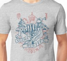 Quaint Justice Unisex T-Shirt