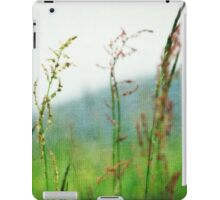 In the Meadow - JUSTART © iPad Case/Skin