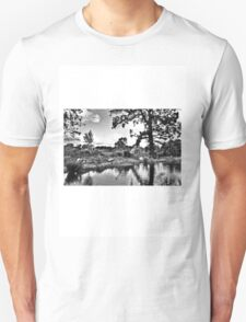 Dublin in Mono: This Love Would Never End Unisex T-Shirt
