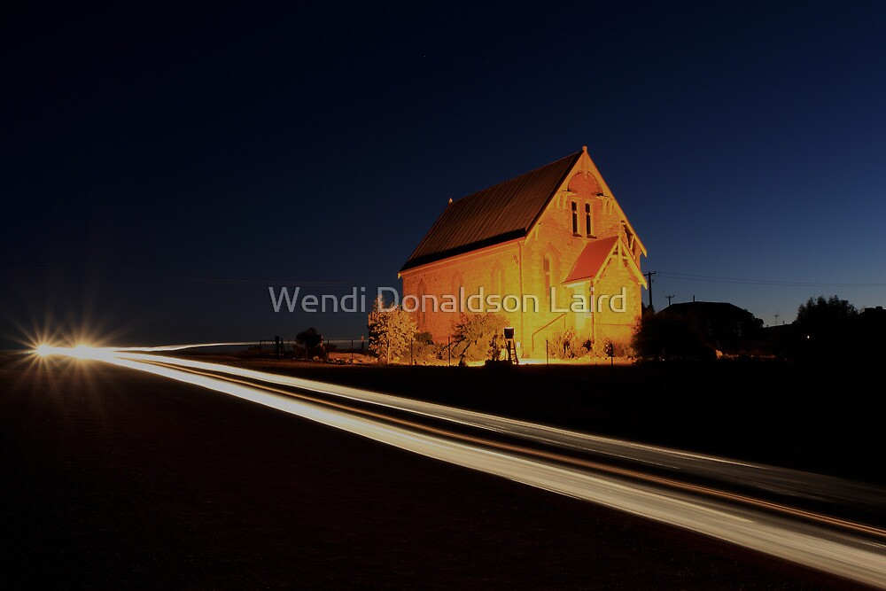 Racing to Religion by Wendi Donaldson