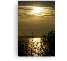 Chesapeake Bay, Another View Canvas Print