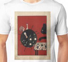 Kitty balls Unisex T-Shirt