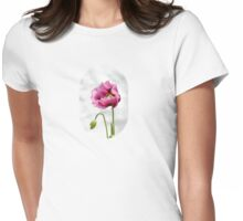 Papaver - JUSTART © Womens Fitted T-Shirt