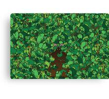Forest Demon Canvas Print