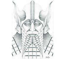 Nebuchadezzar Photographic Print