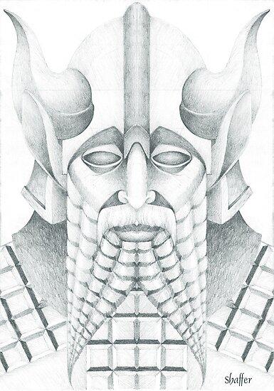 Nebuchadezzar by Curtiss Shaffer