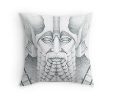 Nebuchadezzar Throw Pillow