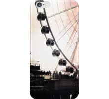 The Great Wheel Of Seattle iPhone Case/Skin