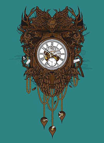 Your Time Machine Stranded Me by j3concepts