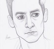 Abed Nadir Portrait by pieretti