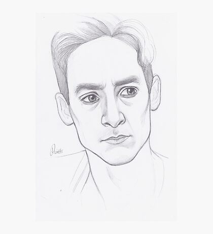 Abed Nadir Portrait Photographic Print