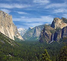 The Glory of Yosemite Valley by StonePics