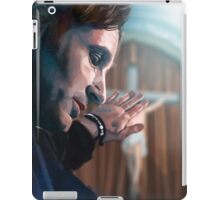 Hank Moody iPad Case/Skin