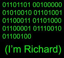 I'm Richard by Carol and Mike Werner